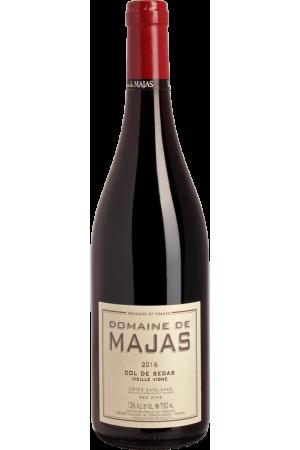 Majas COL DE SEGAS Vieille Vigne IGP 2016