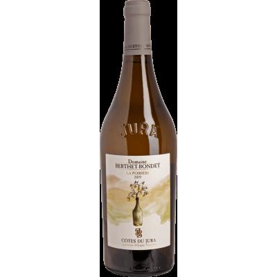 Berthet-Bondet La Poirière Chardonnay Côtes du Jura 2019