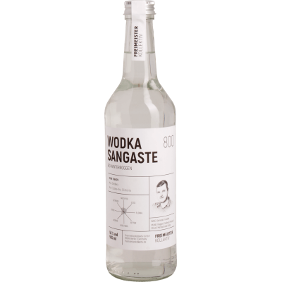 FREIMEISTERkollektiv Sangaste Bio-Wodka