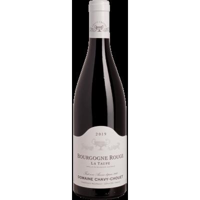 Chavy-Chouet LA TAUPE Bourgogne Rouge AOC 2019