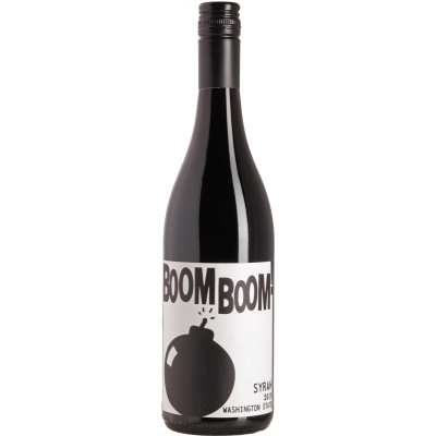 Charles Smith Boom Boom Syrah 2015