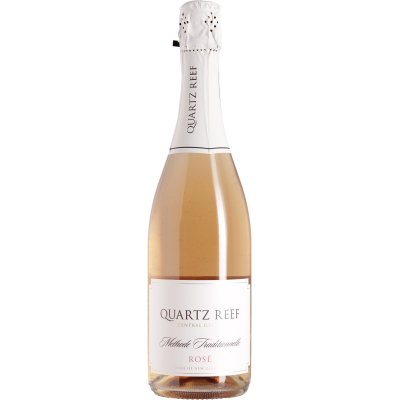 Quartz Reef Methode traditionnelle Brut Rosé