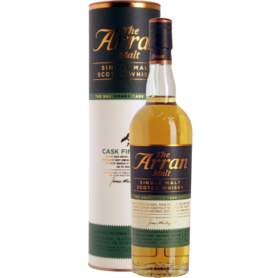 The Arran Malt Sauternes Finish