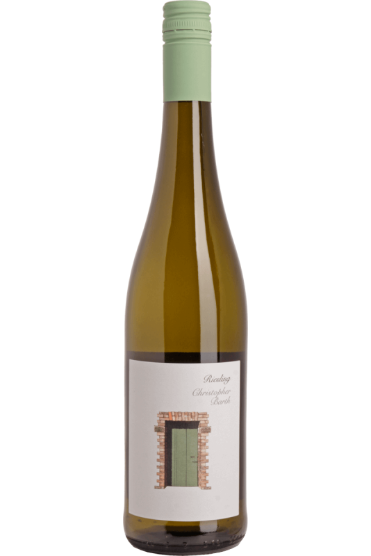 Chris Barth Riesling trocken 2018